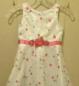 Summer Dress Young Girl's Size 6x